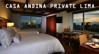 Hotel Casa Andina Private Collection Lima