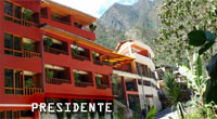Presidente Aguas Calientes
